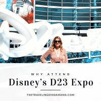 Why Attend Disney's D23 Expo